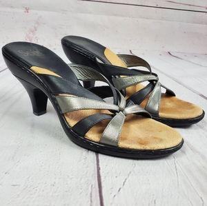 Söfft sandal heels